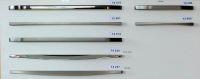 14214 - úchytka 320 mm, antracit mat 12