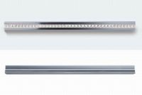 14507 - plastová úchytka 160mm / chrom lesk 12