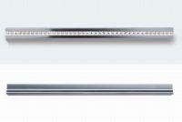 14508 - plastová úchytka 16mm / chrom lesk 12