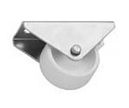 02555 - Nábytkové kolečko 25mm, výška 28 62