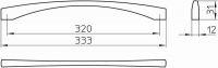 14803 - Úchytka swarovski 12