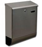 400011 - pošt.schránka nerez 420x350mm 62