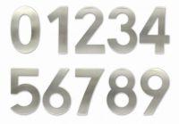 """C150  Číslice 150 mm - """"3"""" - NEREZ"""