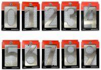 """C200 Číslice 200 mm - """"3"""" - NEREZ 62"""