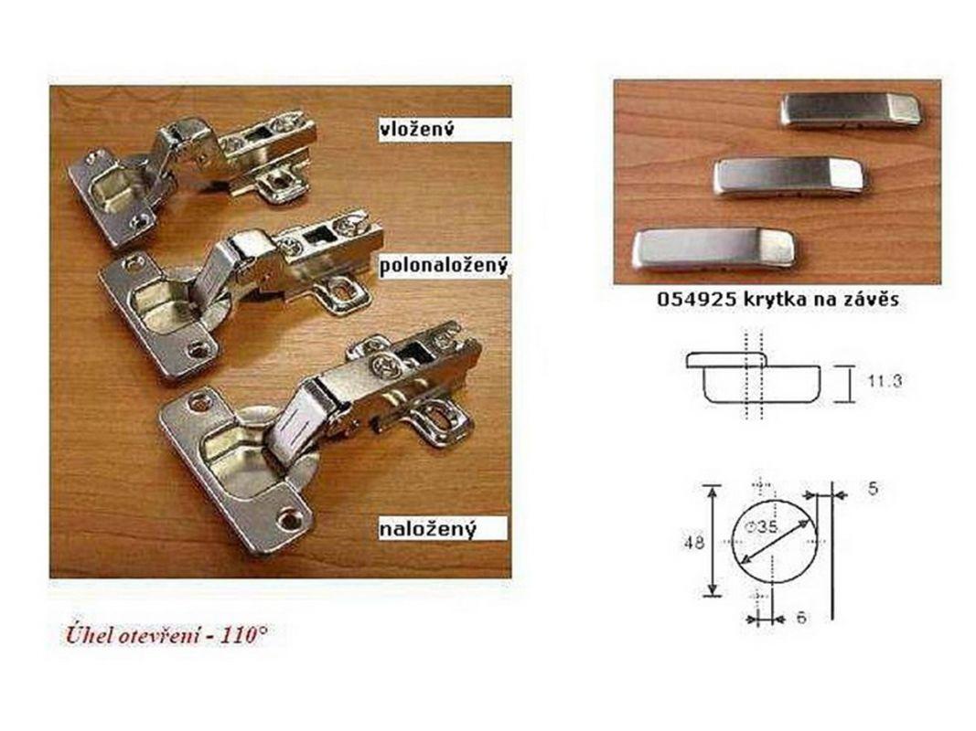 54924 - Závěs nábytkový vložený + podl. RD-03C 62