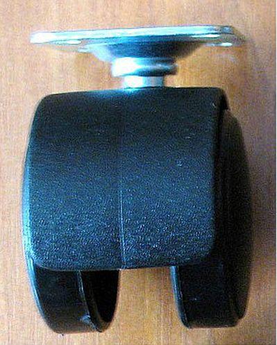 60023 - Kolečko ROL-N 40-kovová plotýnka TWP40 62