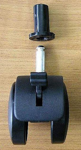 60026 - Kolečko ROL-N 40-čep 8mm+pouzdro TWS40 W/S 62