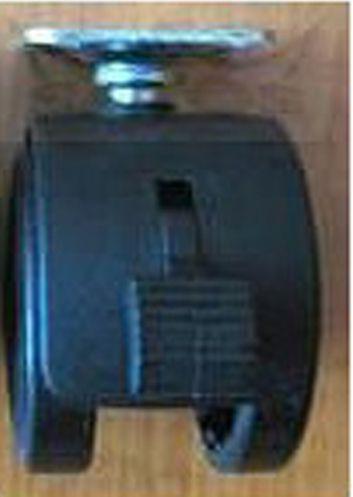 60032 - Kolečko ROL-N 40-kovová plotýnka, brzda 62