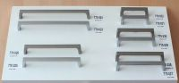 770023 - úchytka rozteč 256mm / Satén chrom