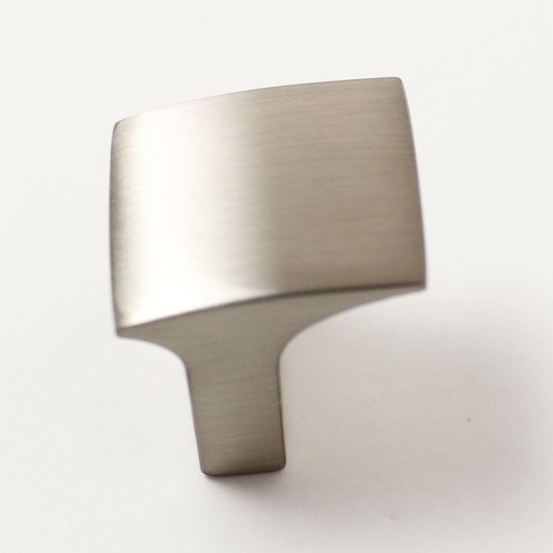 770309 - Knopka kov rozteč 16mm / broušený nikl