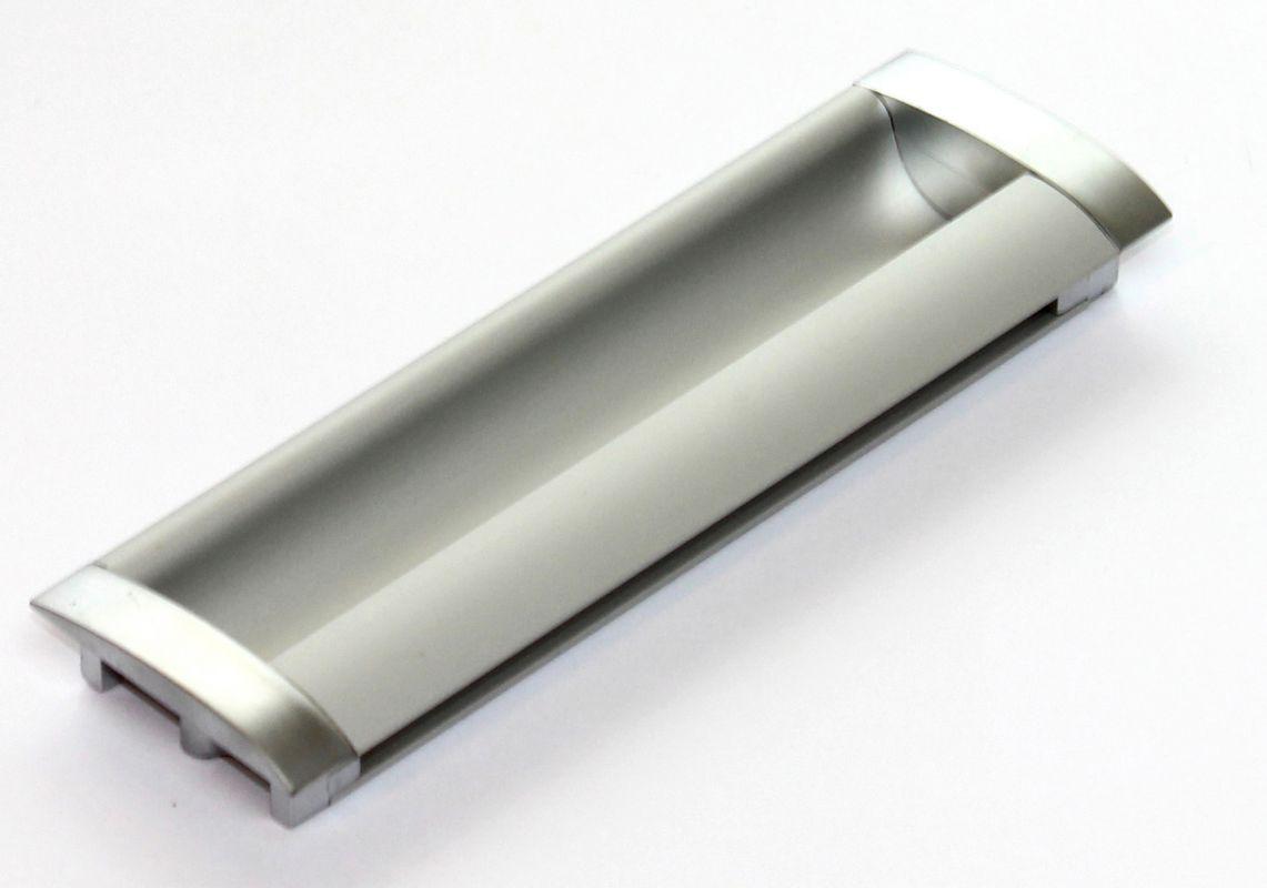 770356 - úchyt úchytka zápustná 96mm / chrom matný
