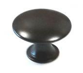 81105-Knopka kovová černá pr.32mm