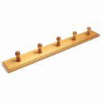 97102 dřevěný pětiháček Olše 60x470mm KONEC