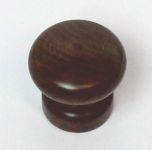 47008 úchytka buk hnědá 30x29mm