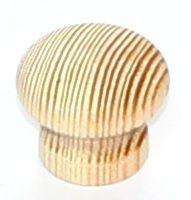55826 Knopka 34,5mm borovice přírodní