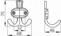 62783 - ELEN dvojháček starostříbro