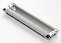 770285 - úchytka zápustná 160mm chrom+Al