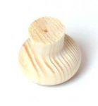88012 - KD32 knopka dřevo / smrk VYPRODÁNO