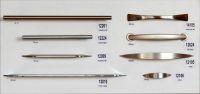 12105 - úchytka 192mm ocel mat