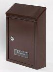 40481 - Poštovní schránka CT3 HNĚDÁ 62