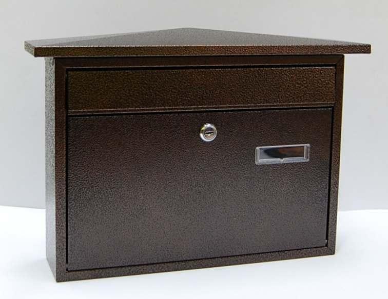 40507 - Poštovní schránka KT02 - Ant.měď 62