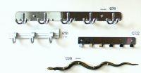 62749 - CLAUDIA 5xdvojháček chrom