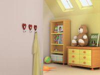 12281 - věšáček dětský - růžová