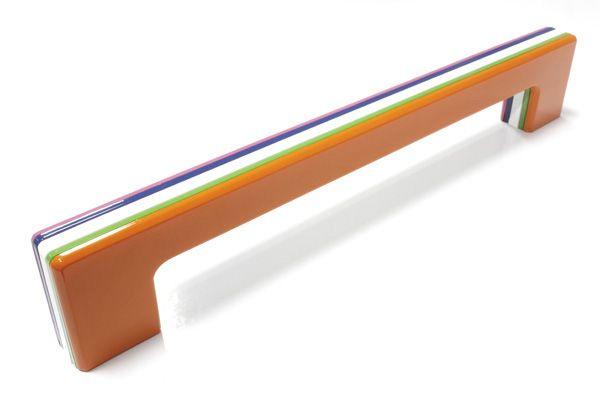 14008 - Plastová úchytka - Délka: 180 mm (1400 12