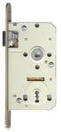 81050 - zámek zadlab.+plech, 60/50, na dozický klíč